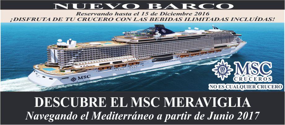 MSC-MERAVIGLIA